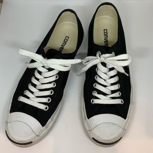 CONVERSE JACK PURCELLS great condition! 🖤